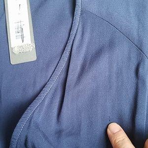 Michael Stars Pants - NWT Michel Stars Ruffle Jumpsuit